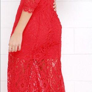 Dress high low dress